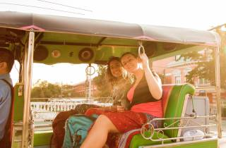 Bangkok: Geschichte und Kultur mit dem Tuk-Tuk