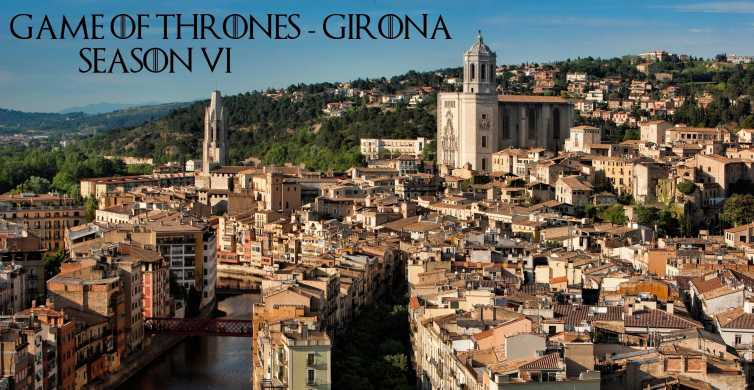 Girona: Game of Thrones Small Group Tour