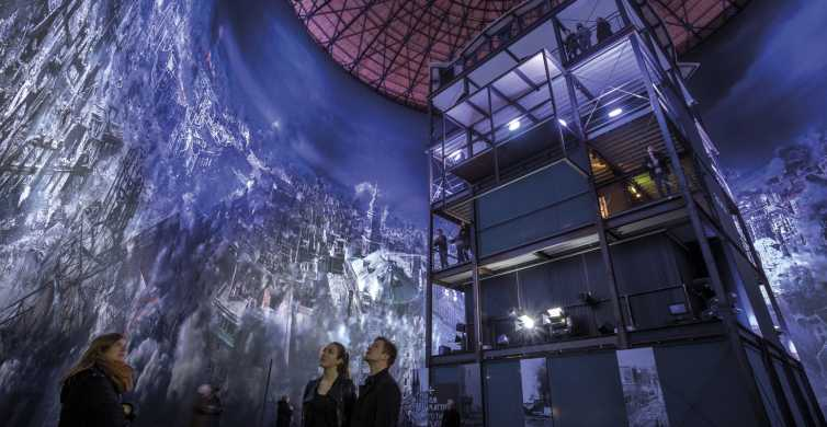 Dresden: Rundgang und Panometer