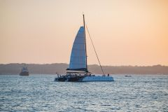 Cartagena das Índias: Cruzeiro de 2 Horas ao Pôr do Sol