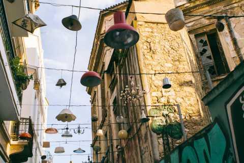 Athen: Alternativer Rundgang