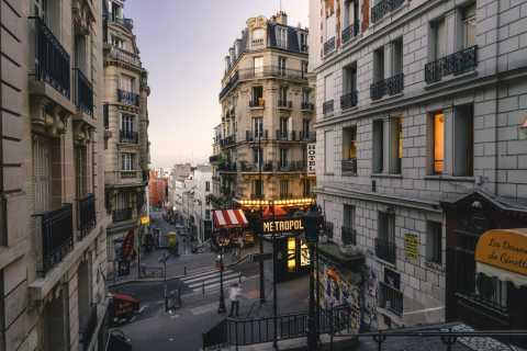 Family Experience: Montmartre Tour