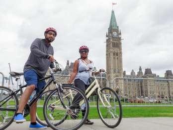 Ottawa: 4- oder 8-Stunden-Fahrradverleih mit Selbstführung