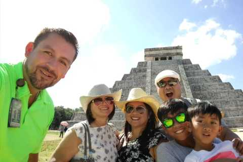 Private Chichen Itza Plus Cenote