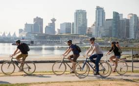 Vancouver Bicycle Tour