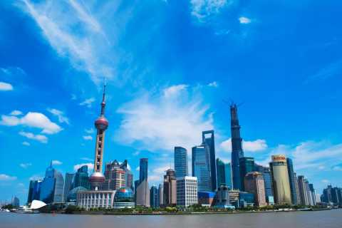 Shanghai: Afternoon and Evening Highlights Tour