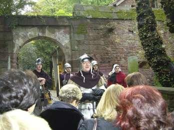 Schloss Heidelberg: Ritter und Söldner