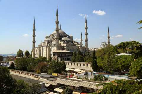 Private Flexible Tour Through Istanbul: Guide Only