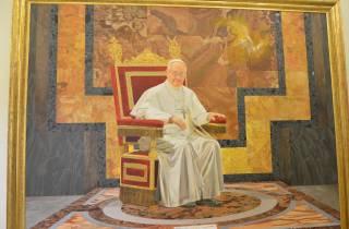 Tour ab Rom: Päpstliche Sommerresidenz und Mittagessen
