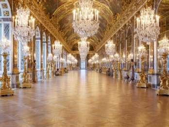 Schloss Versailles & Gärten: Eintritt, Transfer, Audioguide