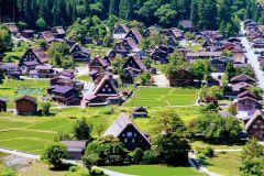 Kanazawa a Shirakawago: passeio de meio dia