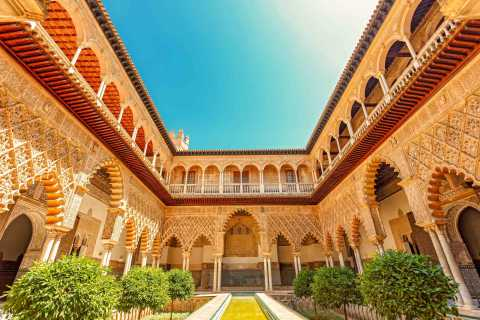 Alcázar of Seville Guided Palace Tour