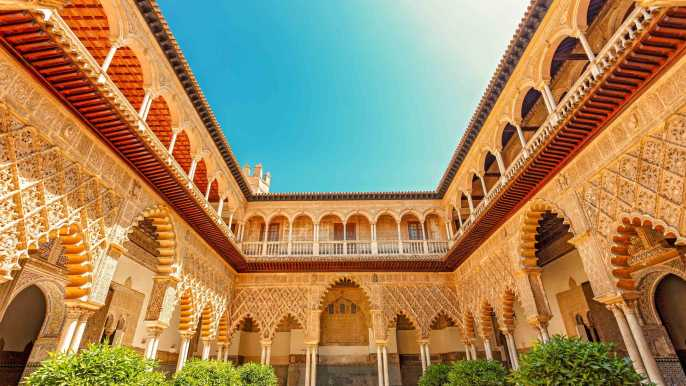 Alcázar of Seville: Guided Palace Tour with Priority Access
