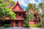 Transport Tour of Bangkok & Jim Thompson House