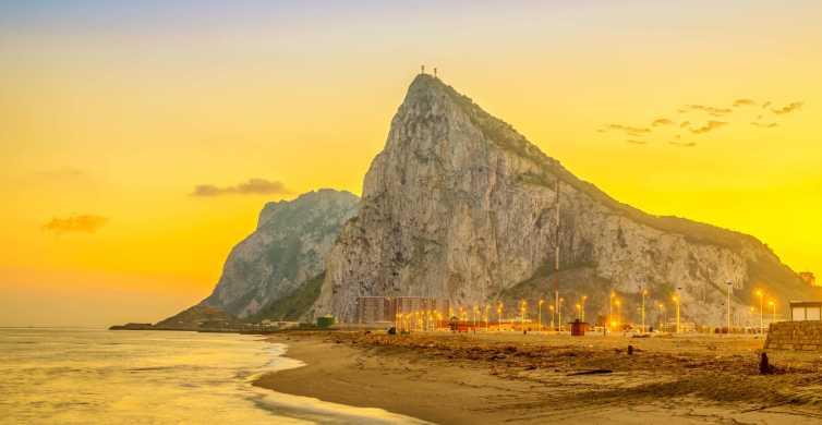 Depuis la Costa del Sol: 1jour de shopping à Gibraltar