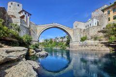 Dubrovnik: Excursão de 1 Dia a Mostar e Cascatas de Kravica