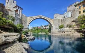 Dubrovnik: Mostar and Kravice Waterfalls Full-Day Group Tour