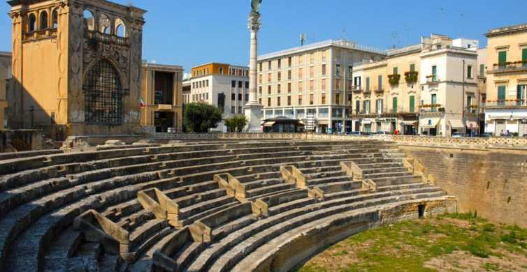 Lecce: Private Tour with Pasticciotto Tasting