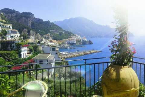 Amalfi Drive: Private Tour of Amalfi Coast
