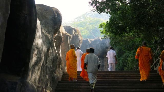 Van Colombo: 4-daagse essentie van Sri Lanka Heritage Tour