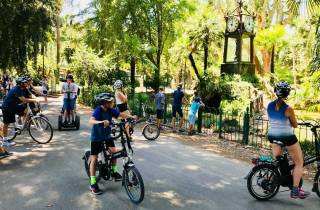 Rom: Hidden Rome E-Bike Erfahrung mit Street Food