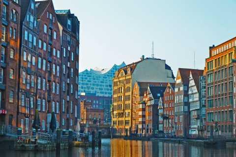 Hamburg Historical City Tour