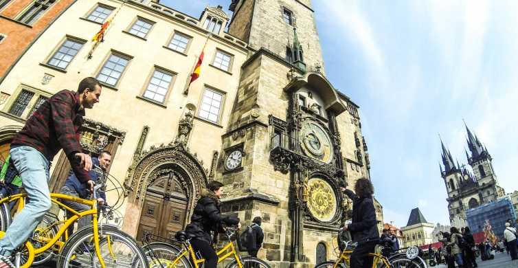 Prague: 3-Hour Bike Tour