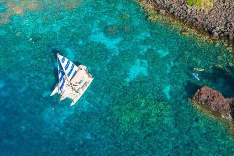 Hawaii: Segel- und Schnorcheltour Captain Cook's Monument