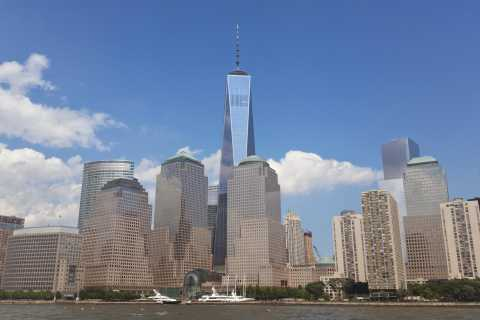 New York: Ground Zero Tour & One World Observatory Ticket