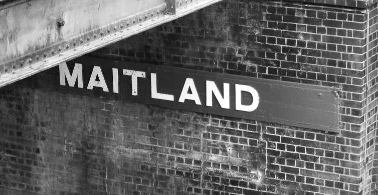 True Crime Tour di Maitland