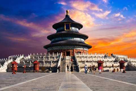 Beijing: Temple of Heaven Ancient Sacrificial UNESCO Tour