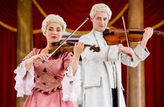 Berliner Residenz Orchester: Dinner und Konzert