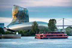 Bordeaux: Cruzeiro de Degustação de Vinhos de Cité du Vin