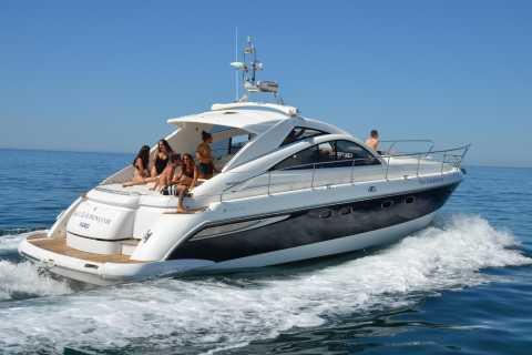 Vilamoura: Algarve Private Luxury Yacht Charter