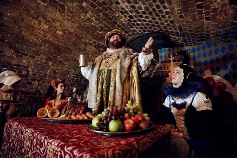 London: 4-Hour Medieval Banquet at Ivory House