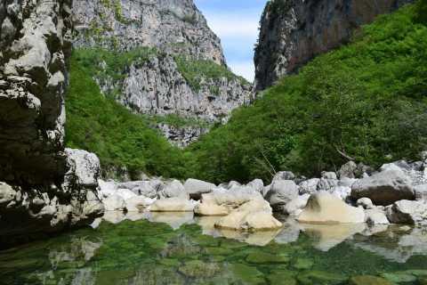 Epiro: Vikos Gorge y Voidomatis Springs Hike