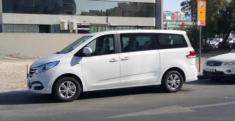 Private Transfer from Abu Dhabi Airport to Dubai City