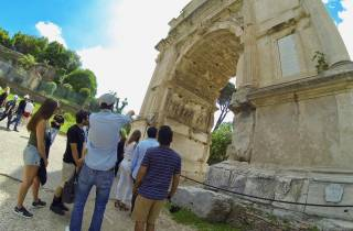 Rom: Kolosseum ohne Anstehen - Kleingruppentour