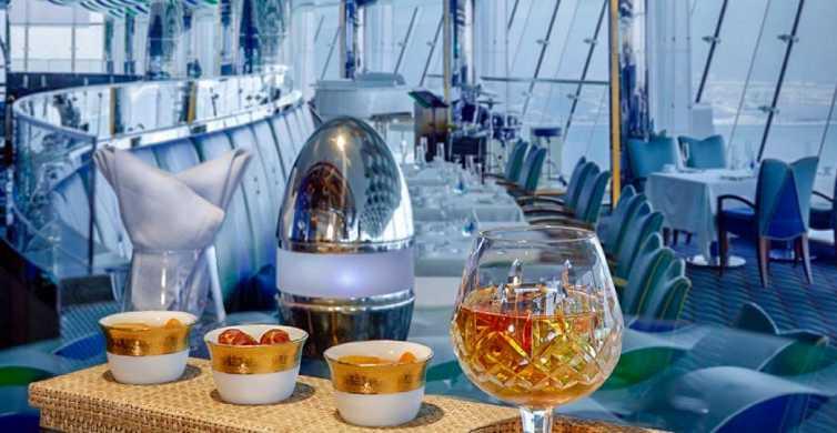 Burj Al Arab: Getränkepaket an der SkyView Bar