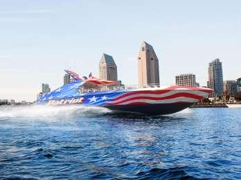 San Diego: Aufregende Jetboot-Fahrt
