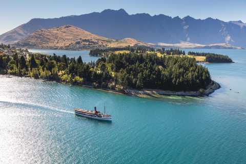 TSS Earnslaw: 1.5-Hour Cruise From Queenstown