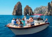 Capri: Ganztägige Bootstour in der Kleingruppe