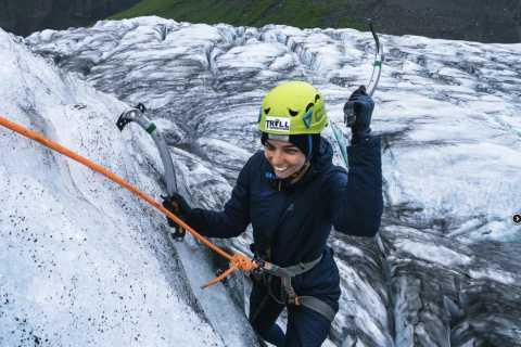 Skaftafell: Eisklettern und Gletscherwanderung
