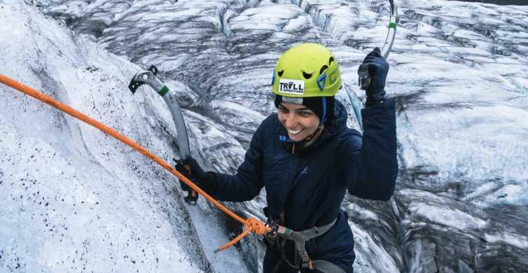 Skaftafell Ice Climb and Glacier Hike