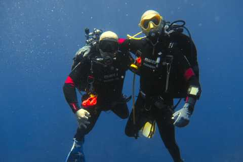 Gulf of Catania: Diving Tour