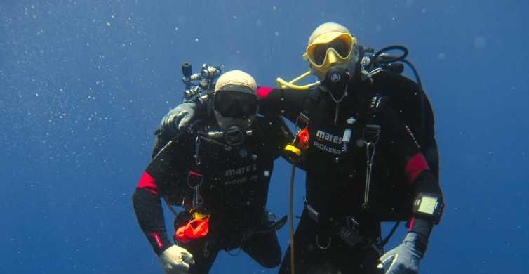 Golfe de Catane: sortie plongée