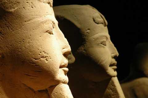 Torino: tour serale del Museo Egizio e ingresso prioritario