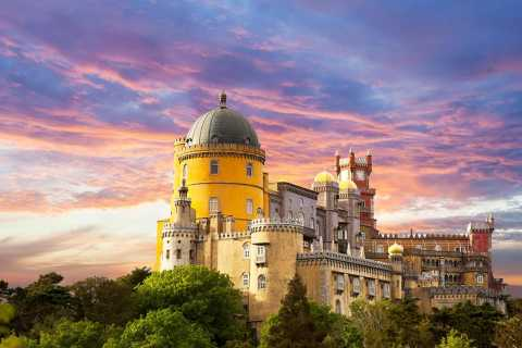 Sintra: Half-day Guided Tour from Lisbon
