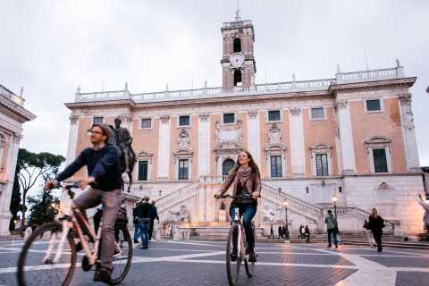 Rome: 3.5-Hour Small Group Bike Tour