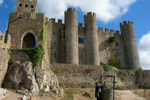 Fatima, Batalha, Nazare, & Obidos Private Tour from Lisbon